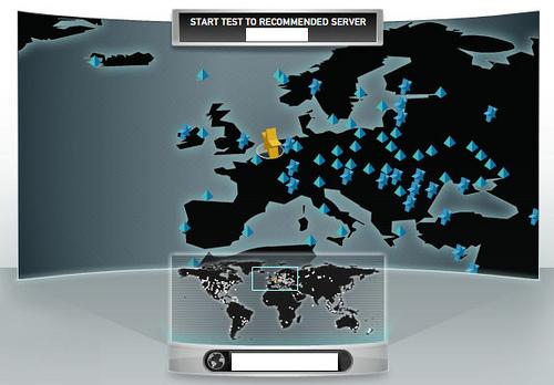 Europe tech map