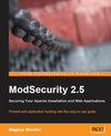 ModSecurity 2.5 cover