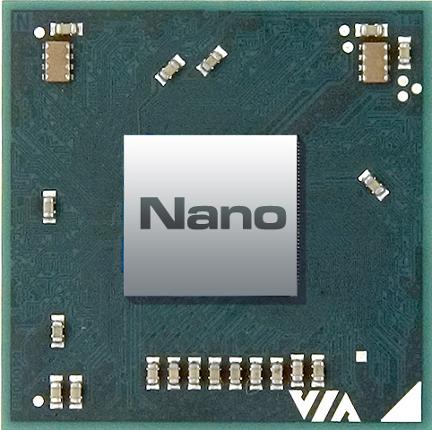 Via Nano Processor