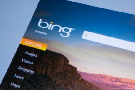 bing website