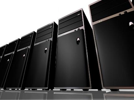 Black servers
