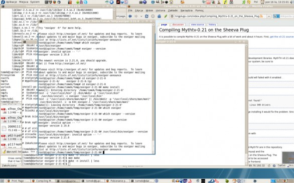 Software compiling from source
