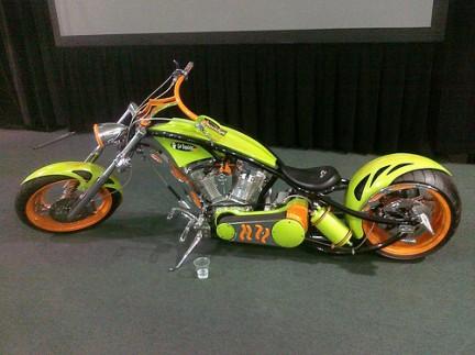 godaddy motorcycle