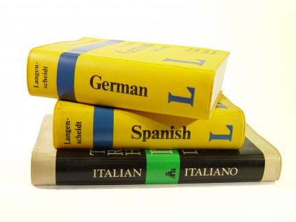 language guide books