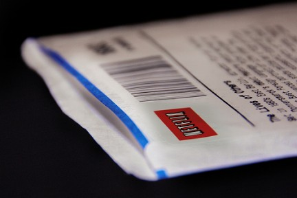 netflix envelop