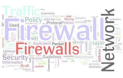network, firewall