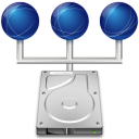 network sharing icon