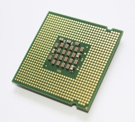 processor pins