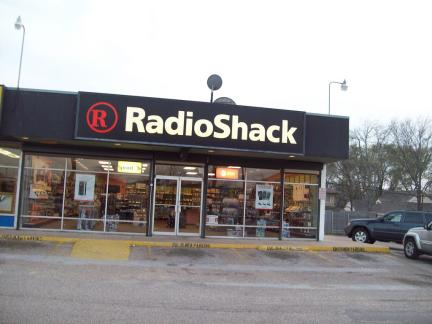 Radioshack wins dispute for two domains