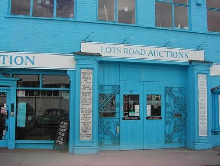 road auction