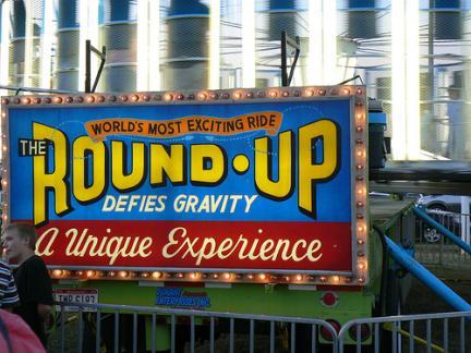 Round-up ride