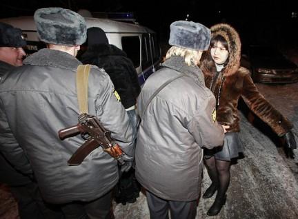 russian crime