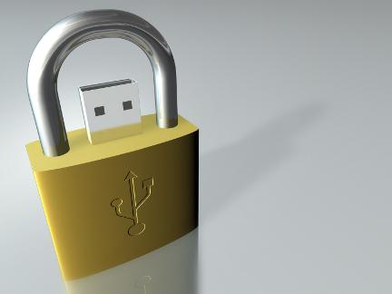 Secure USB