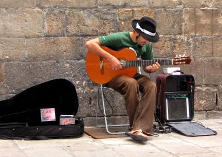spain guitar