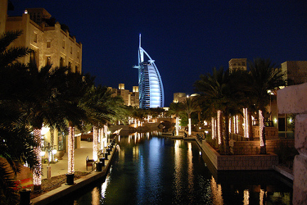 Burj in Dubai