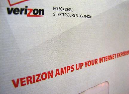 verizon letter