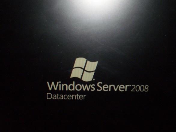 Windows server 2008 data center